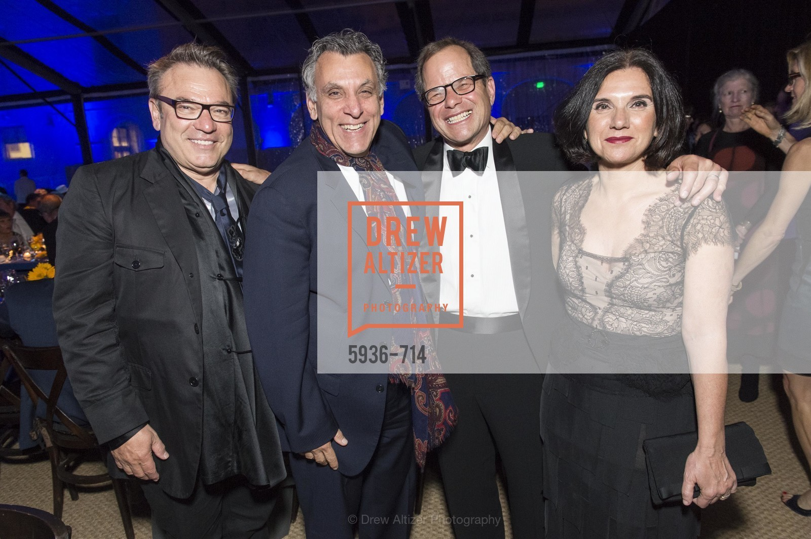 Stanlee Gatti, Jeff Levenson, Randall Kline, Teresa Pantaleo, SFJAZZ Gala 2015 Honors Joni Mitchell with Lifetime Achievement Award, US, May 9th, 2015,Drew Altizer, Drew Altizer Photography, full-service agency, private events, San Francisco photographer, photographer california