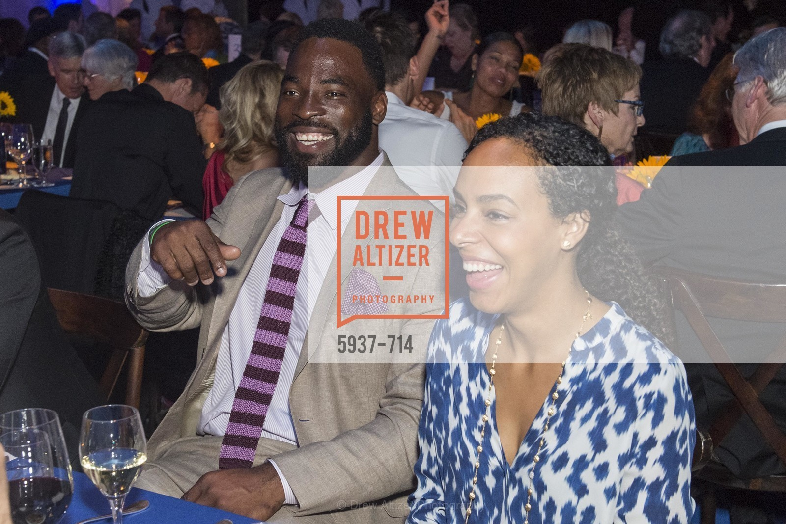 Justin Tuck, Lauran Tuck, SFJAZZ Gala 2015 Honors Joni Mitchell with Lifetime Achievement Award, US, May 9th, 2015,Drew Altizer, Drew Altizer Photography, full-service agency, private events, San Francisco photographer, photographer california