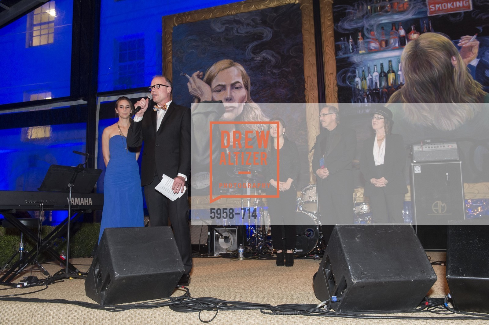 Don Derheim, SFJAZZ Gala 2015 Honors Joni Mitchell with Lifetime Achievement Award, US, May 8th, 2015,Drew Altizer, Drew Altizer Photography, full-service agency, private events, San Francisco photographer, photographer california