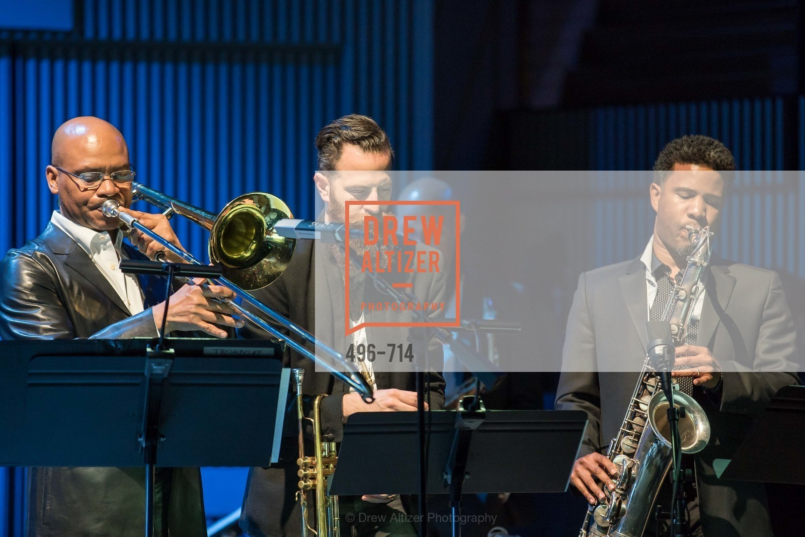 Performance By SF Jazz Collective, SFJAZZ Gala 2015 Honors Joni Mitchell with Lifetime Achievement Award, US, May 9th, 2015