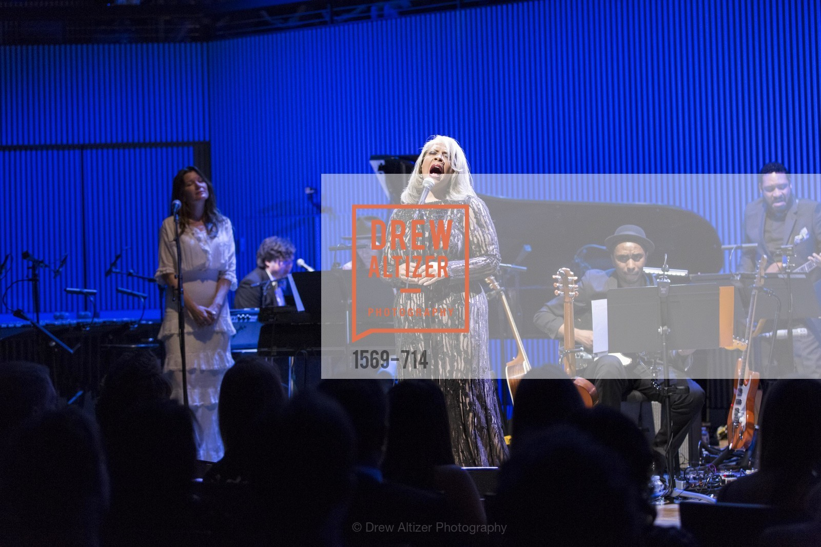 Performance By Patti Austin, SFJAZZ Gala 2015 Honors Joni Mitchell with Lifetime Achievement Award, US, May 8th, 2015,Drew Altizer, Drew Altizer Photography, full-service agency, private events, San Francisco photographer, photographer california