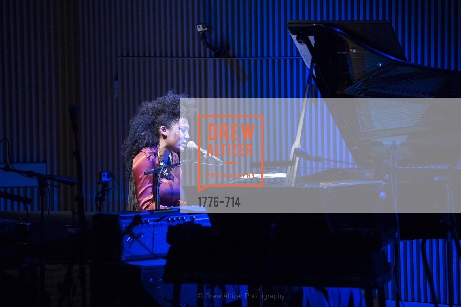 Performance By Judith Hill, SFJAZZ Gala 2015 Honors Joni Mitchell with Lifetime Achievement Award, US, May 9th, 2015,Drew Altizer, Drew Altizer Photography, full-service agency, private events, San Francisco photographer, photographer california