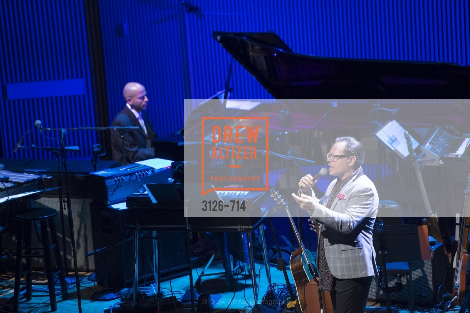Performance By Kurt Elling, SFJAZZ Gala 2015 Honors Joni Mitchell with Lifetime Achievement Award, US, May 8th, 2015,Drew Altizer, Drew Altizer Photography, full-service agency, private events, San Francisco photographer, photographer california