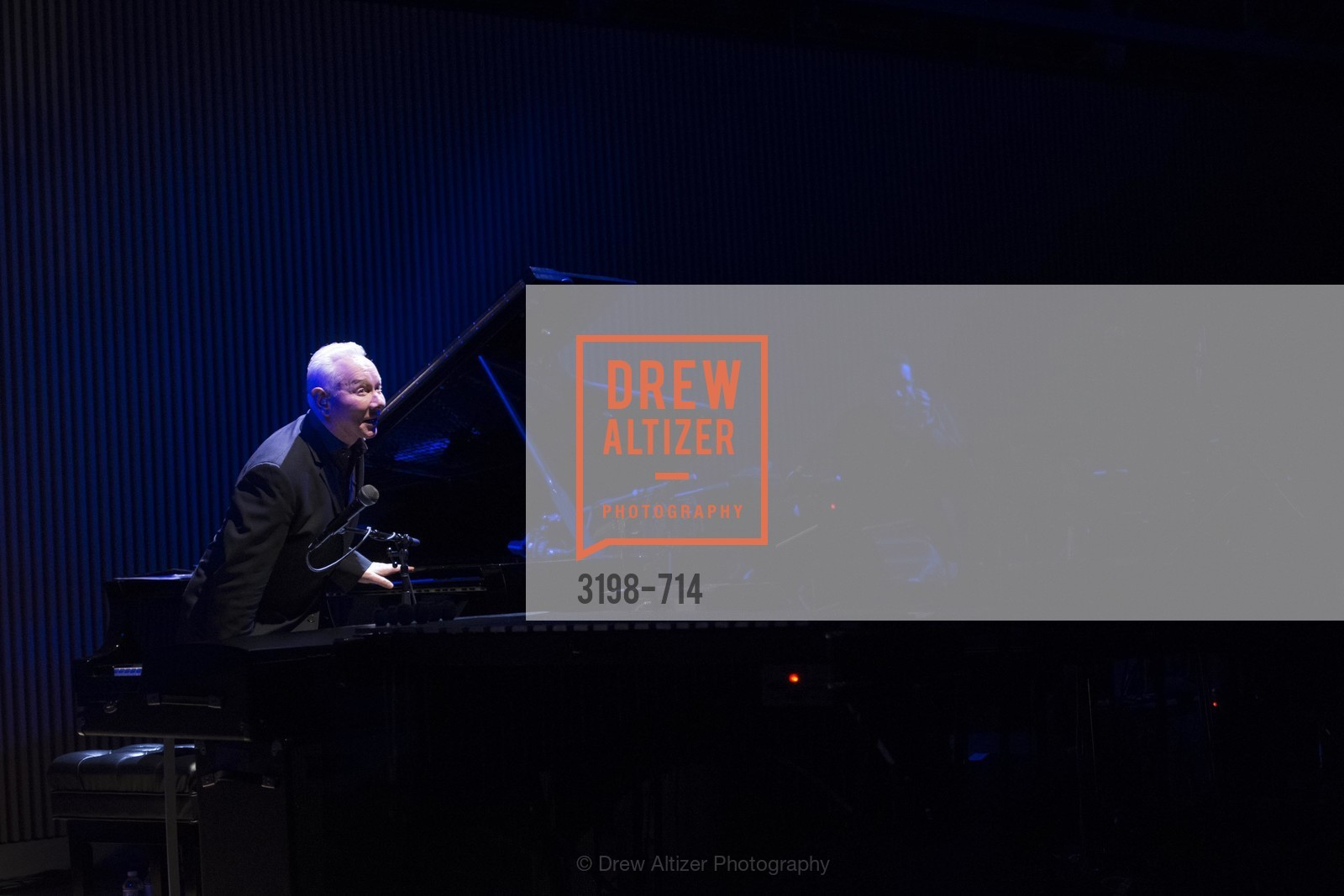 Performance By Joe Jackson, SFJAZZ Gala 2015 Honors Joni Mitchell with Lifetime Achievement Award, US, May 9th, 2015,Drew Altizer, Drew Altizer Photography, full-service agency, private events, San Francisco photographer, photographer california