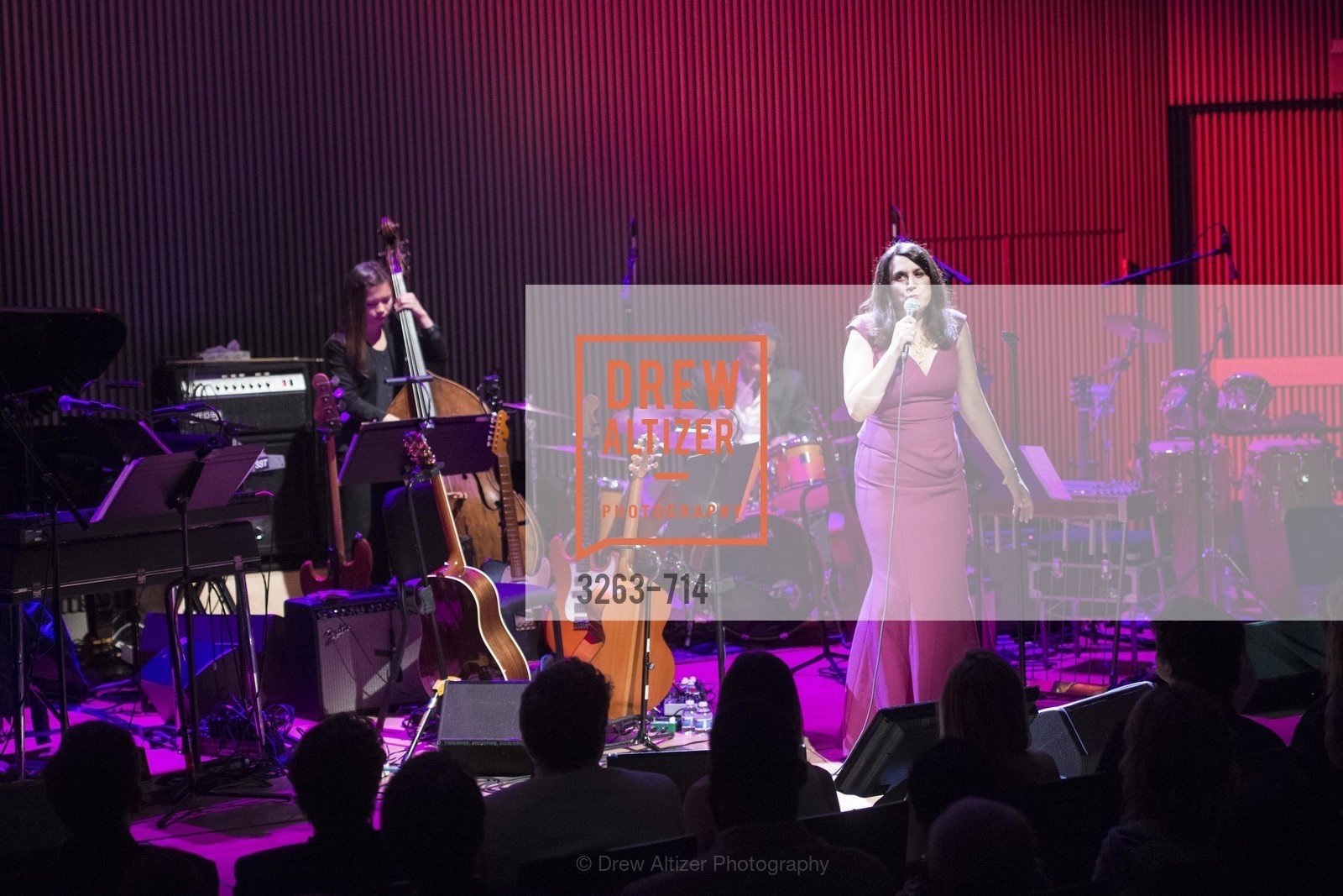 Performance By Laurie Antonioli, SFJAZZ Gala 2015 Honors Joni Mitchell with Lifetime Achievement Award, US, May 8th, 2015,Drew Altizer, Drew Altizer Photography, full-service agency, private events, San Francisco photographer, photographer california