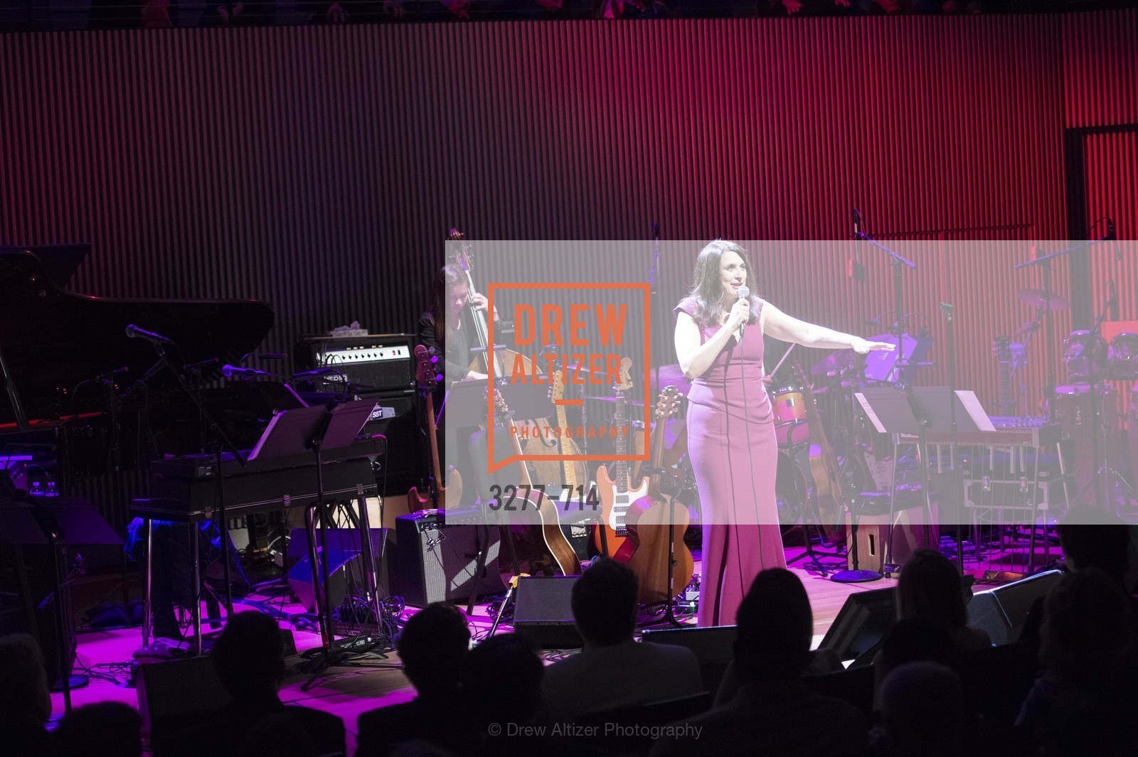Performance By Laurie Antonioli, SFJAZZ Gala 2015 Honors Joni Mitchell with Lifetime Achievement Award, US, May 9th, 2015,Drew Altizer, Drew Altizer Photography, full-service agency, private events, San Francisco photographer, photographer california