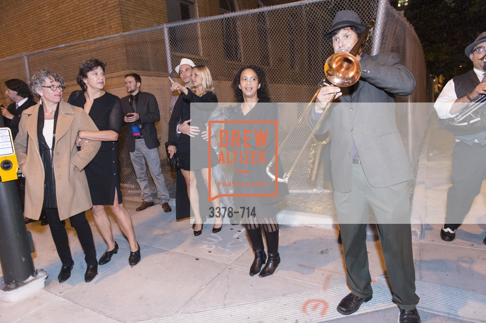 Performance By Brass Band Mission, SFJAZZ Gala 2015 Honors Joni Mitchell with Lifetime Achievement Award, US, May 9th, 2015,Drew Altizer, Drew Altizer Photography, full-service agency, private events, San Francisco photographer, photographer california