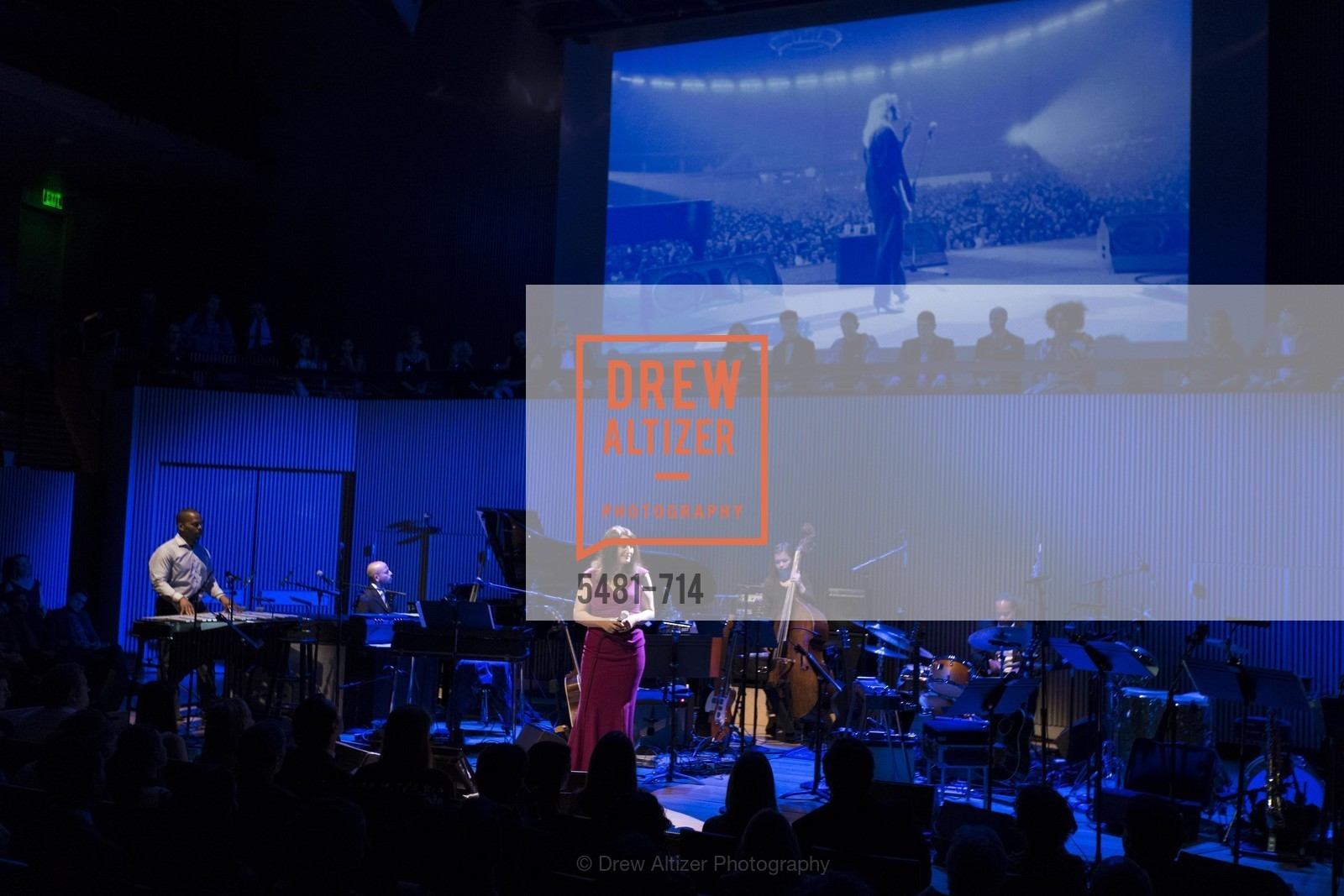 Performance Laurie Antonioli, SFJAZZ Gala 2015 Honors Joni Mitchell with Lifetime Achievement Award, US, May 8th, 2015,Drew Altizer, Drew Altizer Photography, full-service agency, private events, San Francisco photographer, photographer california
