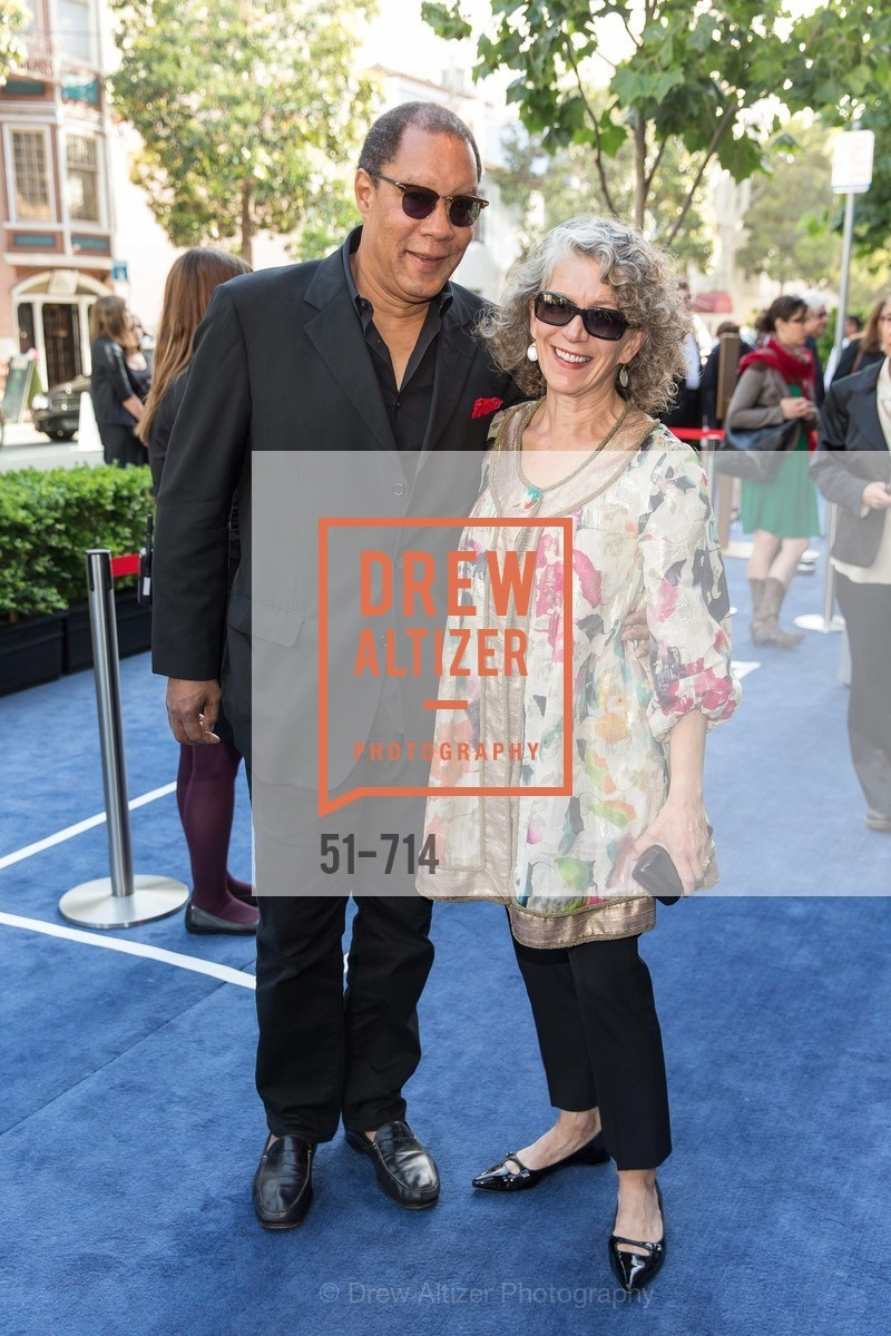 Marcus Trice, Barbara Trice, SFJAZZ Gala 2015 Honors Joni Mitchell with Lifetime Achievement Award, US, May 9th, 2015,Drew Altizer, Drew Altizer Photography, full-service agency, private events, San Francisco photographer, photographer california