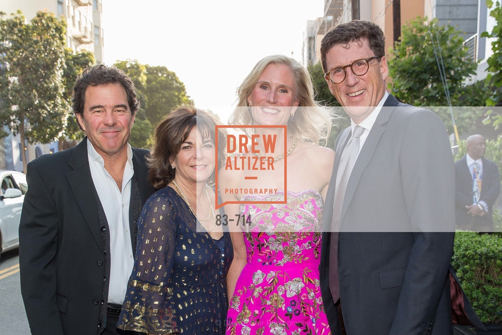 Glenn Burke, Patty Burke, Alison Mauze, Michael Mauze, SFJAZZ Gala 2015 Honors Joni Mitchell with Lifetime Achievement Award, US, May 9th, 2015,Drew Altizer, Drew Altizer Photography, full-service agency, private events, San Francisco photographer, photographer california