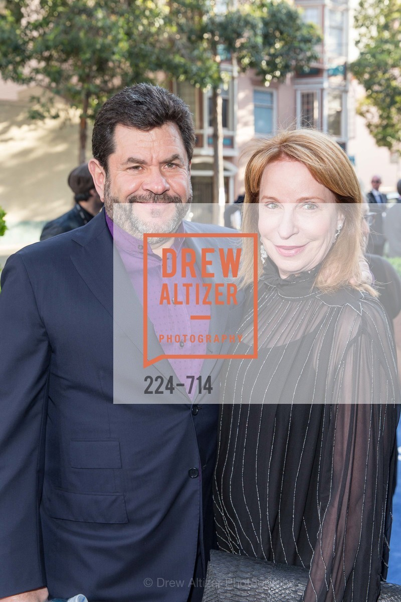 John Pritzker, Lisa Pritzker, SFJAZZ Gala 2015 Honors Joni Mitchell with Lifetime Achievement Award, US, May 9th, 2015,Drew Altizer, Drew Altizer Photography, full-service agency, private events, San Francisco photographer, photographer california