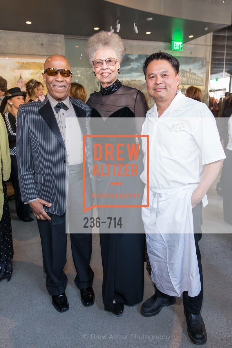 John Handy, Del Anderson Handy, Chef Charles Phan, SFJAZZ Gala 2015 Honors Joni Mitchell with Lifetime Achievement Award, US, May 8th, 2015,Drew Altizer, Drew Altizer Photography, full-service agency, private events, San Francisco photographer, photographer california