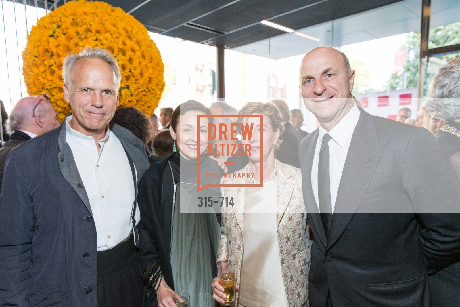 Steve Williamson, Sako Fisher, Alexandra Bowes, Bill Fisher, SFJAZZ Gala 2015 Honors Joni Mitchell with Lifetime Achievement Award, US, May 8th, 2015,Drew Altizer, Drew Altizer Photography, full-service agency, private events, San Francisco photographer, photographer california