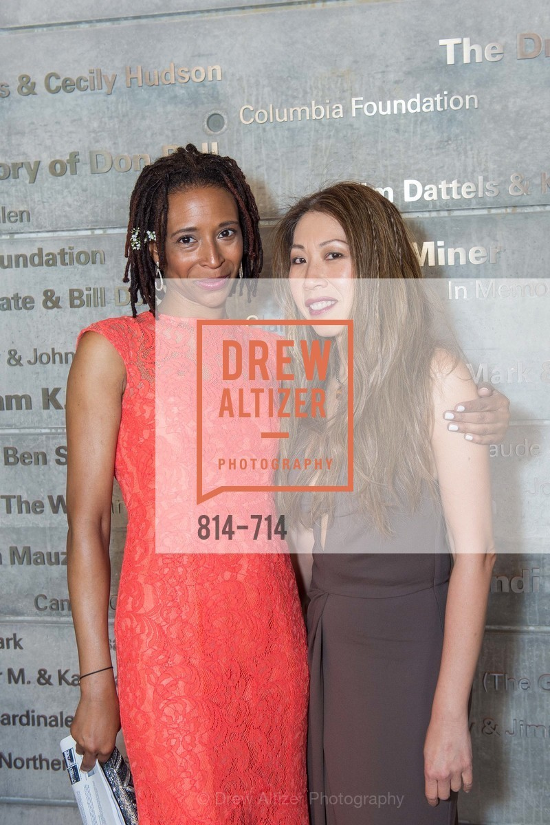 Katiti Crawford, Jean Lu, SFJAZZ Gala 2015 Honors Joni Mitchell with Lifetime Achievement Award, US, May 9th, 2015,Drew Altizer, Drew Altizer Photography, full-service agency, private events, San Francisco photographer, photographer california