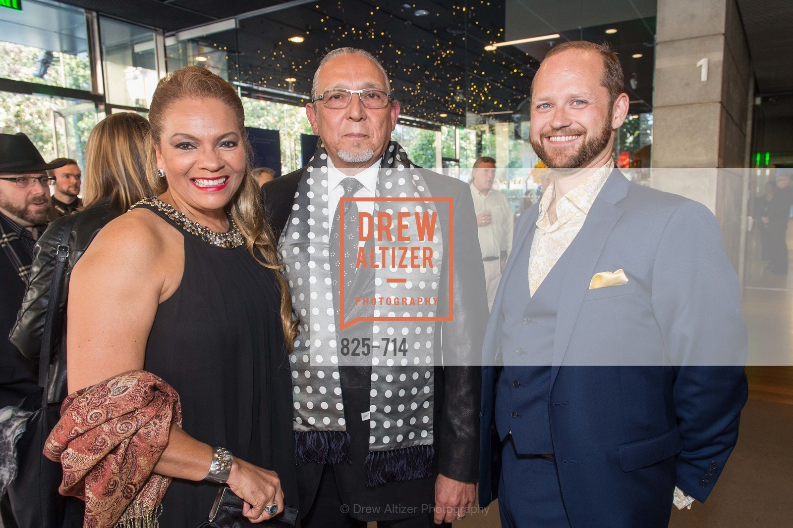 Lise Edwards, Don Gonsalves, Tyler Wanshura, SFJAZZ Gala 2015 Honors Joni Mitchell with Lifetime Achievement Award, US, May 9th, 2015,Drew Altizer, Drew Altizer Photography, full-service agency, private events, San Francisco photographer, photographer california