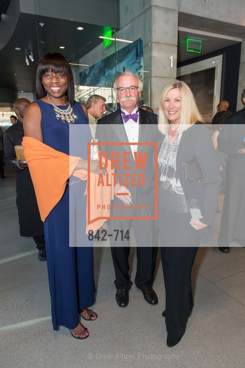 Kelly Carter, Eric Sueberkrop, Donna Blakemore, SFJAZZ Gala 2015 Honors Joni Mitchell with Lifetime Achievement Award, US, May 8th, 2015,Drew Altizer, Drew Altizer Photography, full-service agency, private events, San Francisco photographer, photographer california