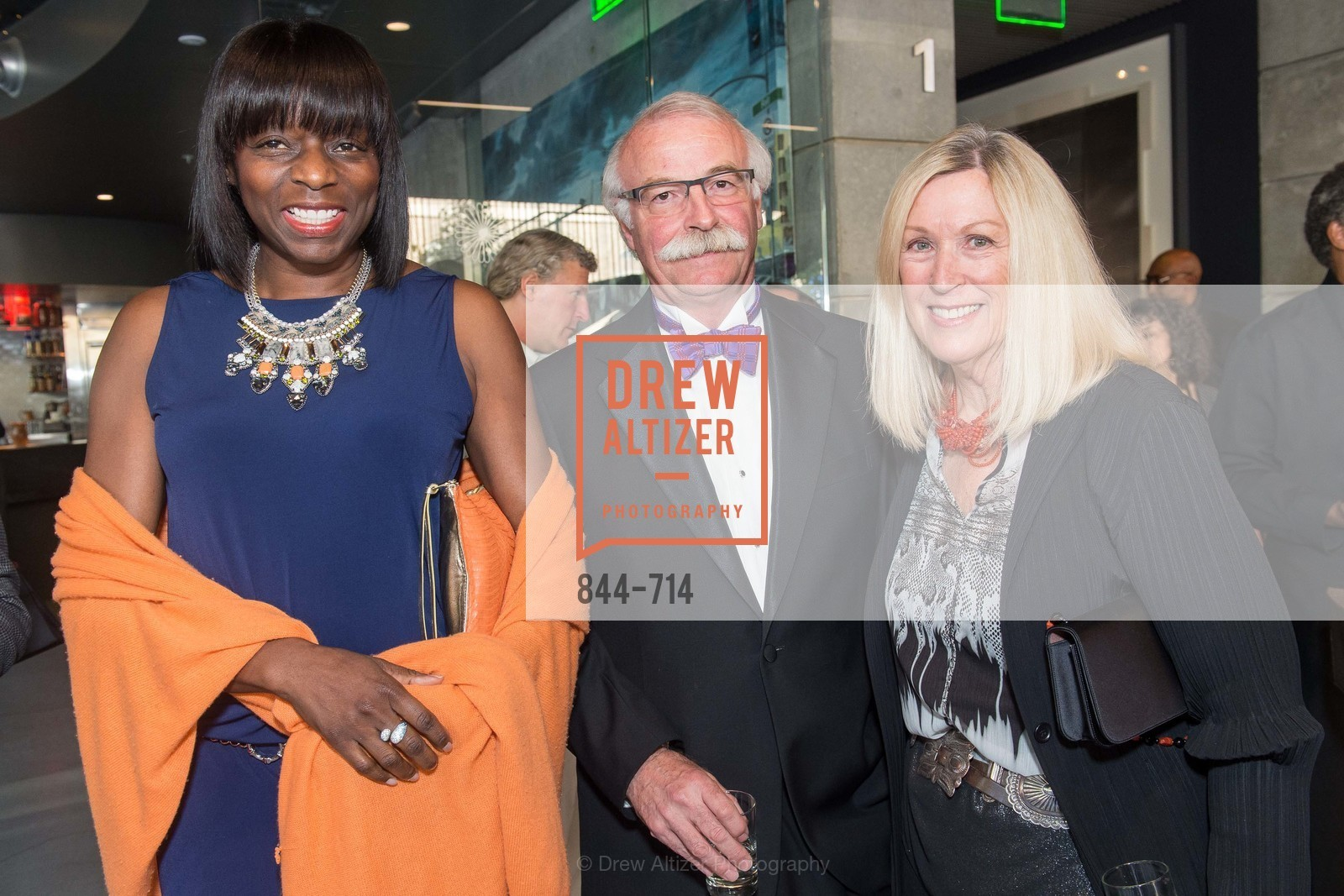 Kelly Carter, Eric Sueberkrop, Donna Blakemore, SFJAZZ Gala 2015 Honors Joni Mitchell with Lifetime Achievement Award, US, May 9th, 2015,Drew Altizer, Drew Altizer Photography, full-service agency, private events, San Francisco photographer, photographer california
