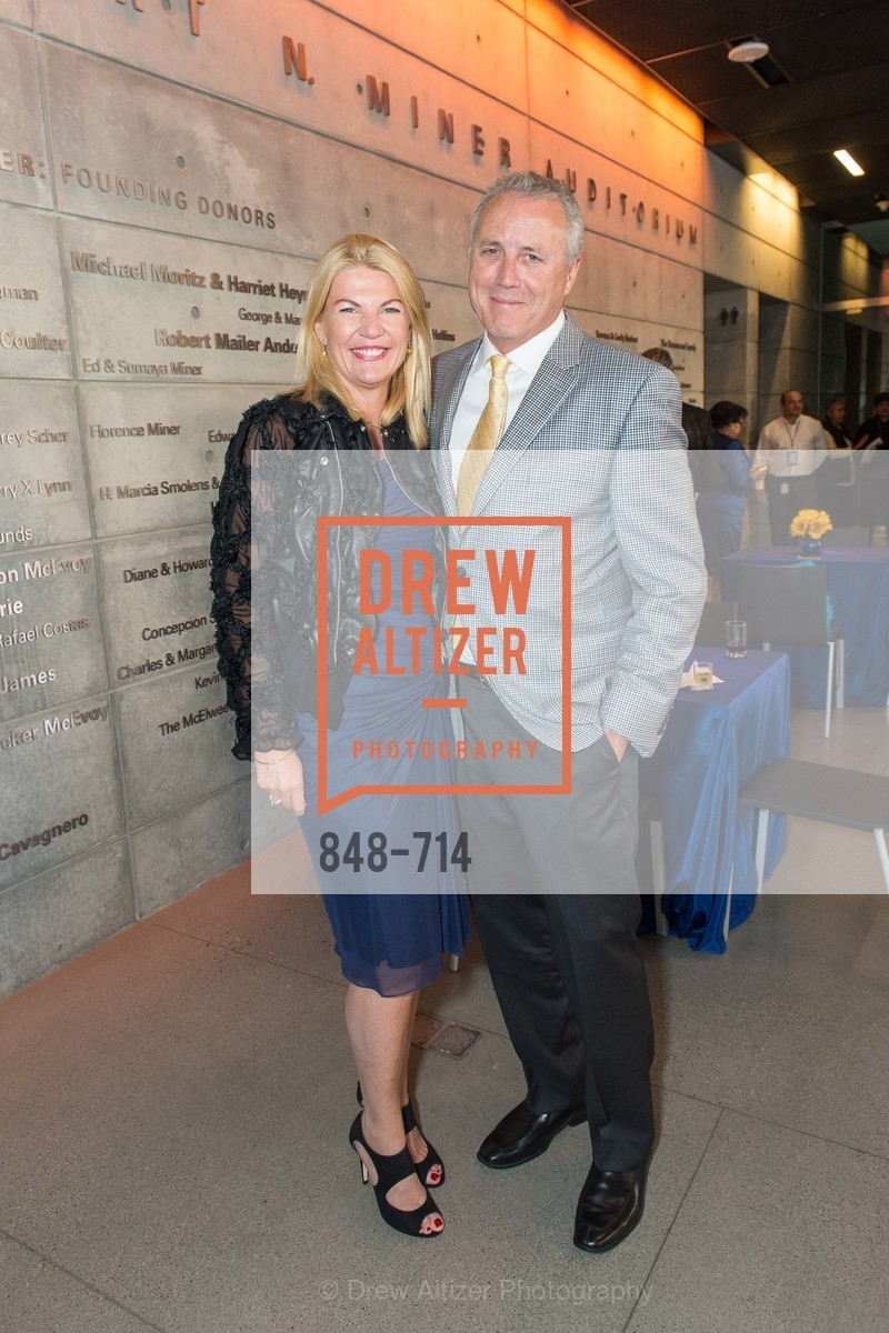 Betsy Connolly, Mark Menne, SFJAZZ Gala 2015 Honors Joni Mitchell with Lifetime Achievement Award, US, May 9th, 2015,Drew Altizer, Drew Altizer Photography, full-service agency, private events, San Francisco photographer, photographer california