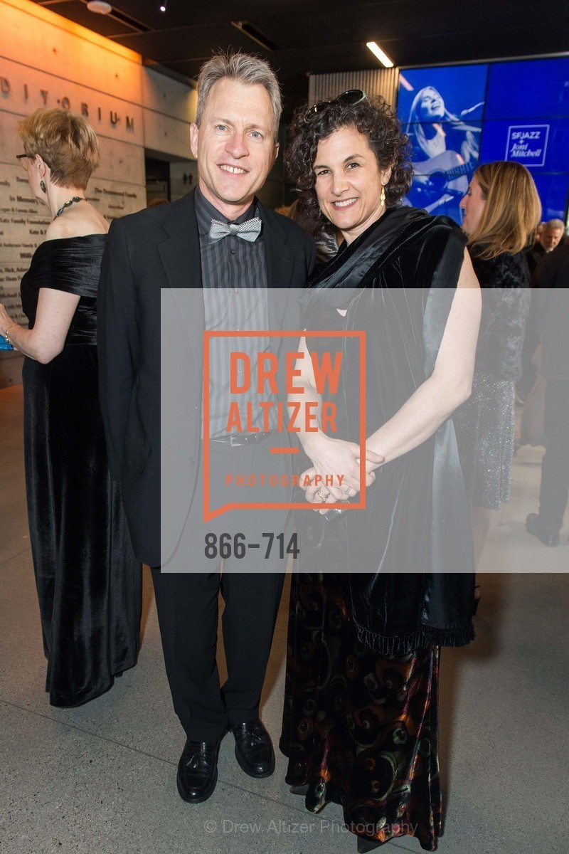 Mark Zitter, Jessica Zitter, SFJAZZ Gala 2015 Honors Joni Mitchell with Lifetime Achievement Award, US, May 9th, 2015,Drew Altizer, Drew Altizer Photography, full-service agency, private events, San Francisco photographer, photographer california