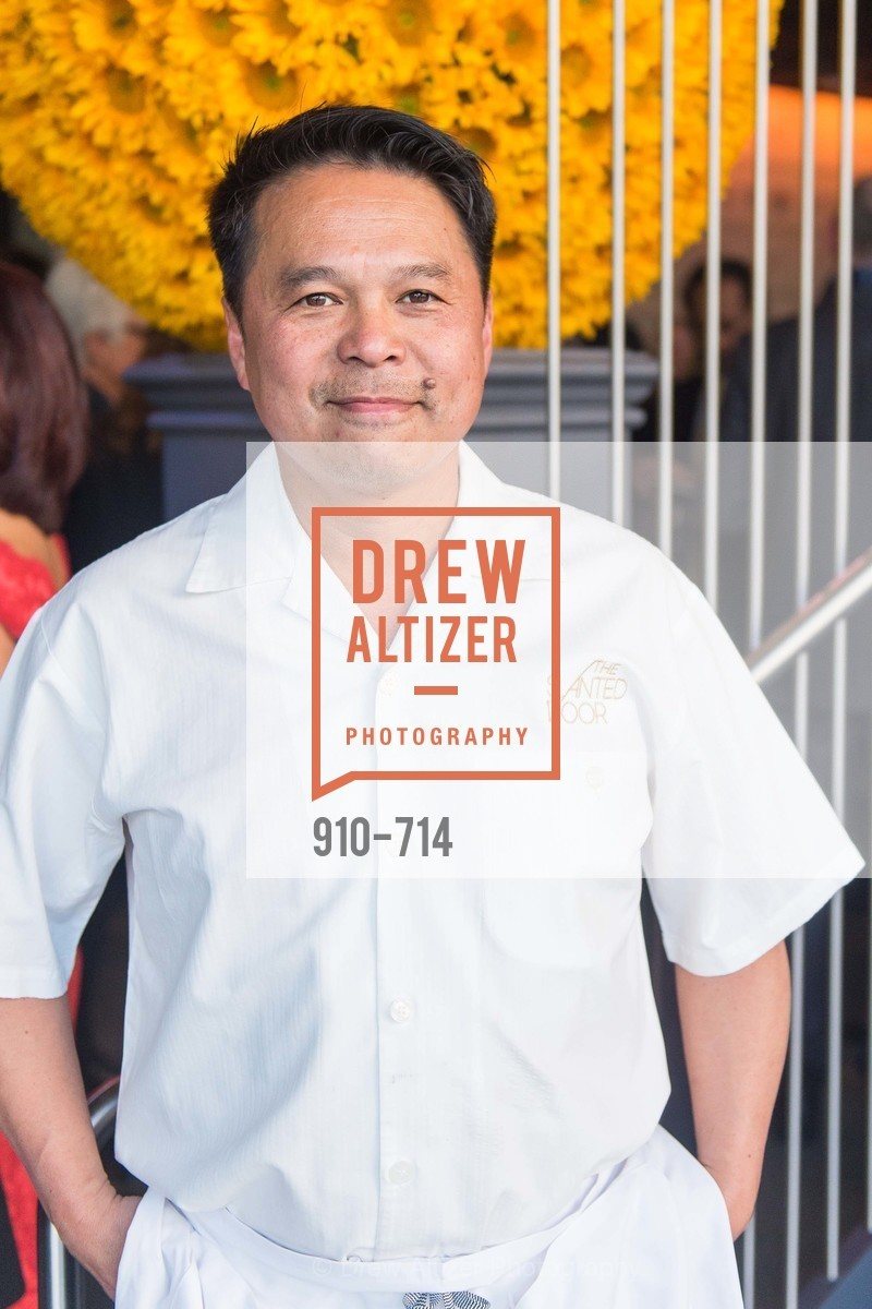 Chef Charles Phan, SFJAZZ Gala 2015 Honors Joni Mitchell with Lifetime Achievement Award, US, May 9th, 2015,Drew Altizer, Drew Altizer Photography, full-service agency, private events, San Francisco photographer, photographer california