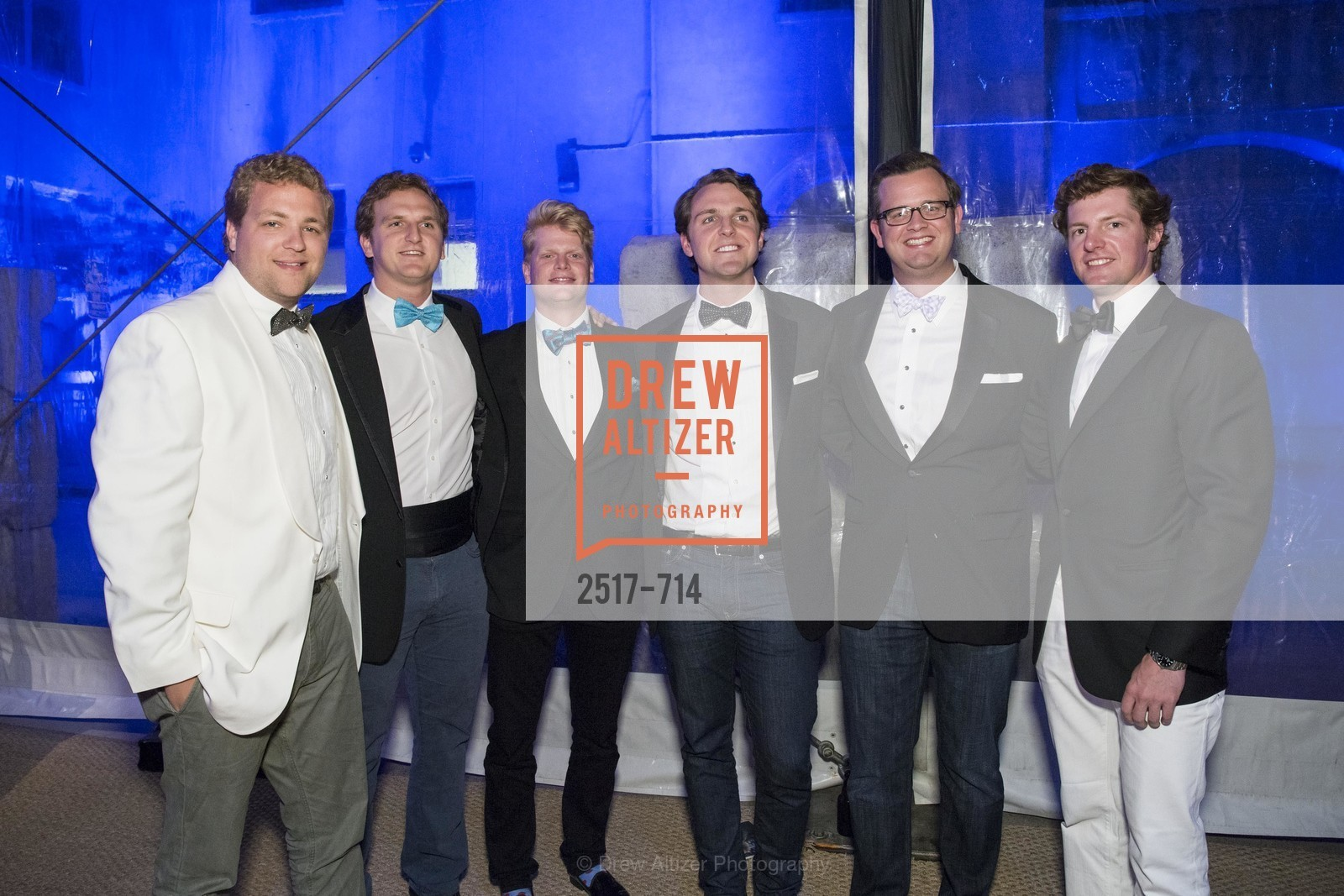 Wes French, Rob Boyle, Zach Dewitt, Christian Cimmino, Jack Clements, Stephen Sherrill, SFJAZZ Gala 2015 Honors Joni Mitchell with Lifetime Achievement Award, US, May 9th, 2015,Drew Altizer, Drew Altizer Photography, full-service agency, private events, San Francisco photographer, photographer california