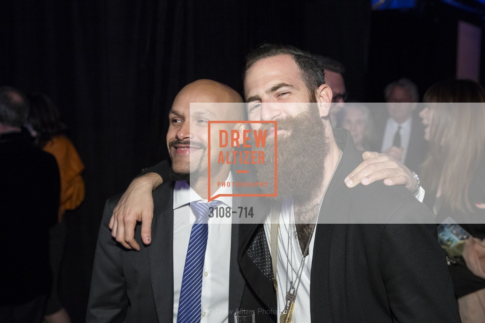 Miguel Zenon, Avishai Cohen, SFJAZZ Gala 2015 Honors Joni Mitchell with Lifetime Achievement Award, US, May 8th, 2015,Drew Altizer, Drew Altizer Photography, full-service agency, private events, San Francisco photographer, photographer california