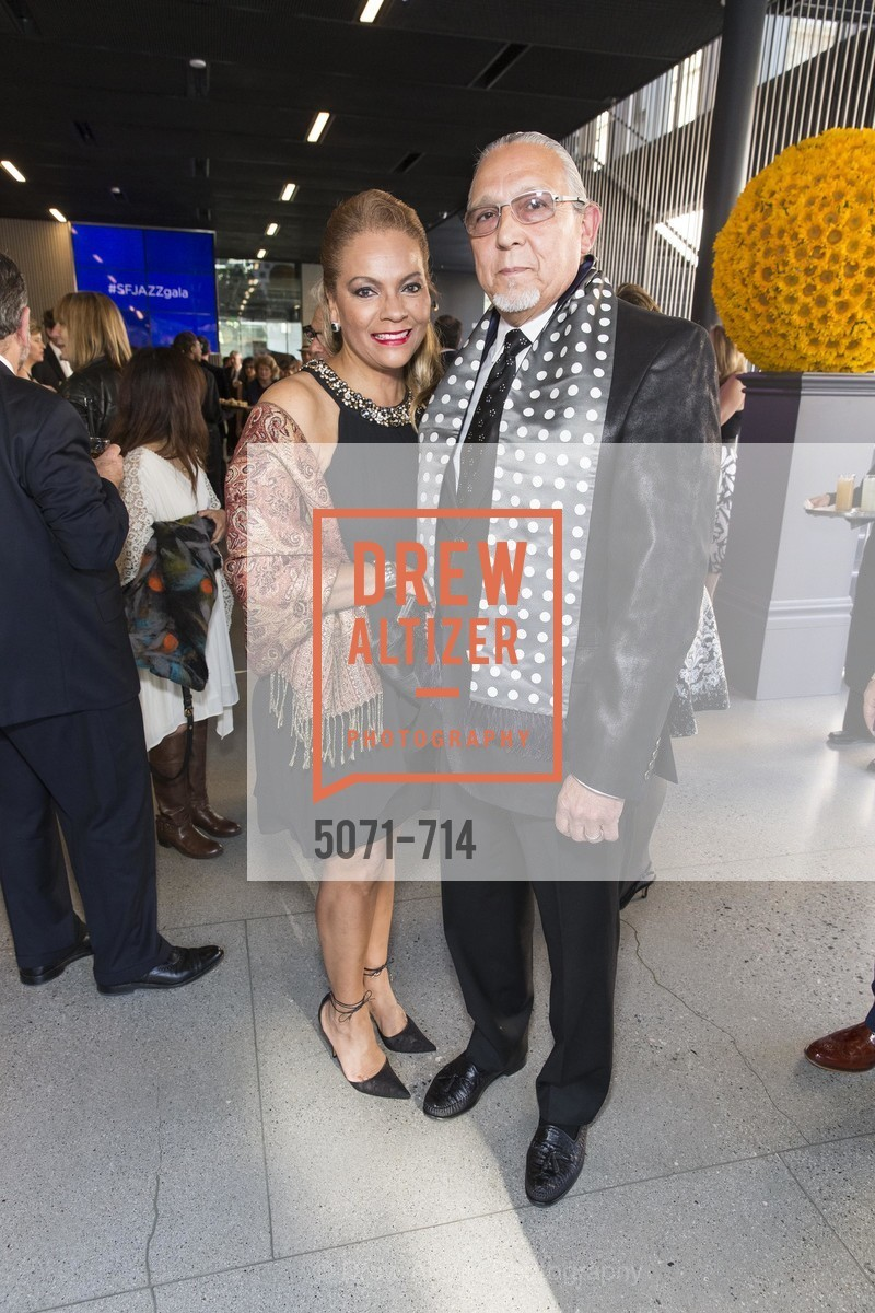 Zalise Edwards, Don Gonsalves, SFJAZZ Gala 2015 Honors Joni Mitchell with Lifetime Achievement Award, US, May 9th, 2015,Drew Altizer, Drew Altizer Photography, full-service agency, private events, San Francisco photographer, photographer california