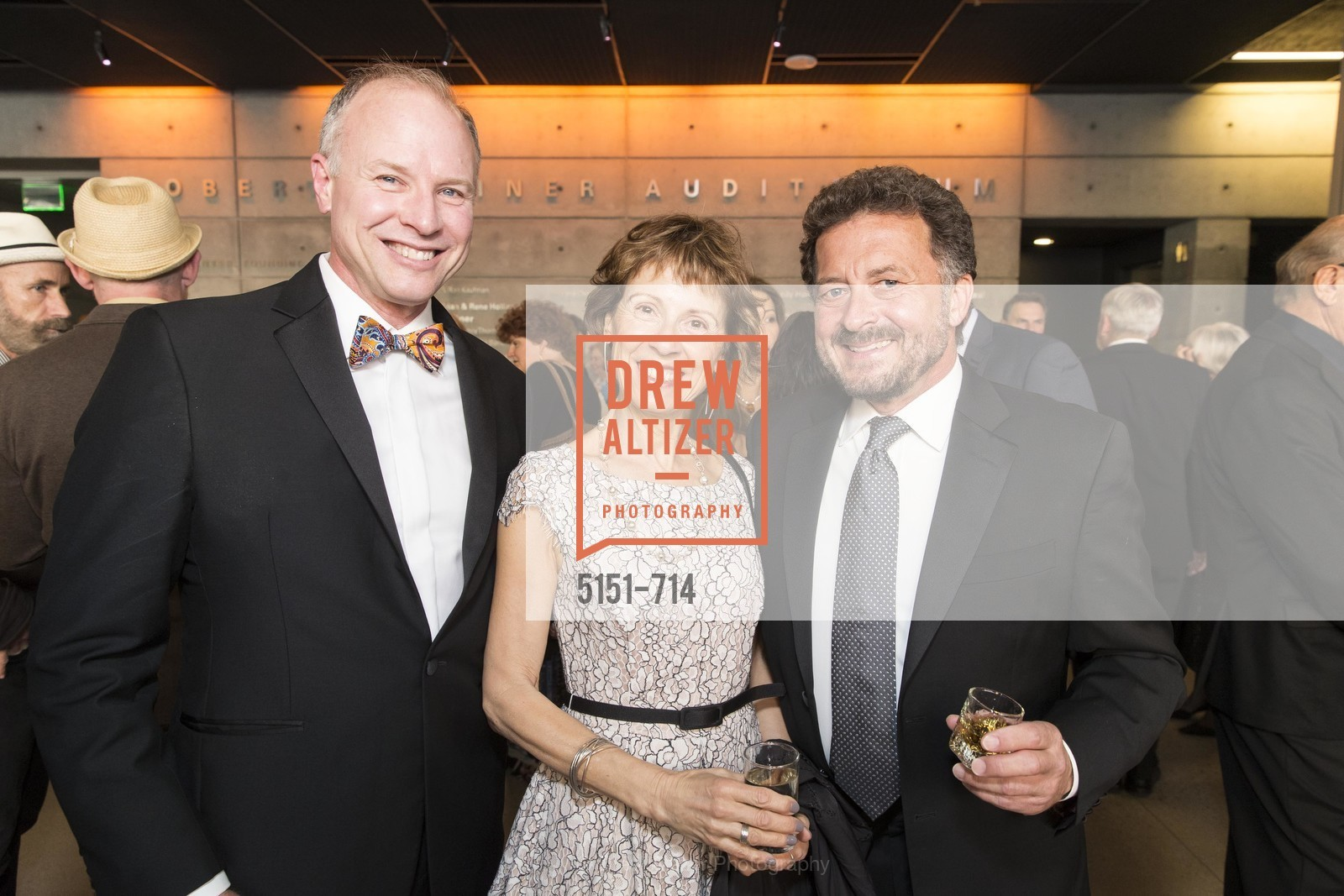 Don Derheim, Patricia Helleboid, Rex Cardinale, SFJAZZ Gala 2015 Honors Joni Mitchell with Lifetime Achievement Award, US, May 9th, 2015,Drew Altizer, Drew Altizer Photography, full-service agency, private events, San Francisco photographer, photographer california