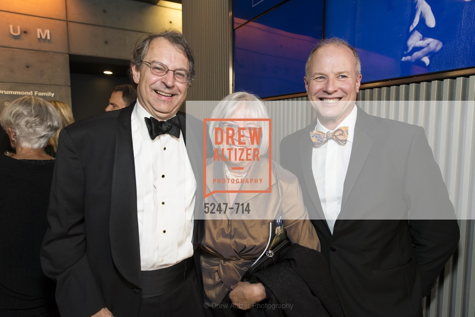 Peter Muhs, Kathryn Muhs, Don Derheim, SFJAZZ Gala 2015 Honors Joni Mitchell with Lifetime Achievement Award, US, May 9th, 2015,Drew Altizer, Drew Altizer Photography, full-service agency, private events, San Francisco photographer, photographer california