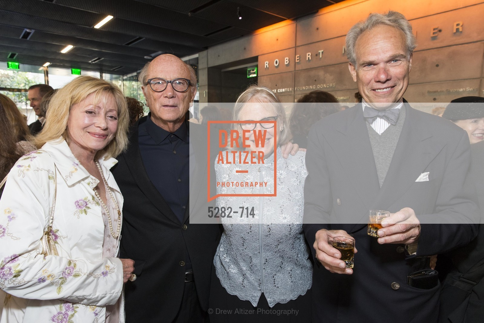 Susan Wolin, Ralph Protsik, Cynthia Colebrook, Ted Colebrook, SFJAZZ Gala 2015 Honors Joni Mitchell with Lifetime Achievement Award, US, May 8th, 2015,Drew Altizer, Drew Altizer Photography, full-service agency, private events, San Francisco photographer, photographer california