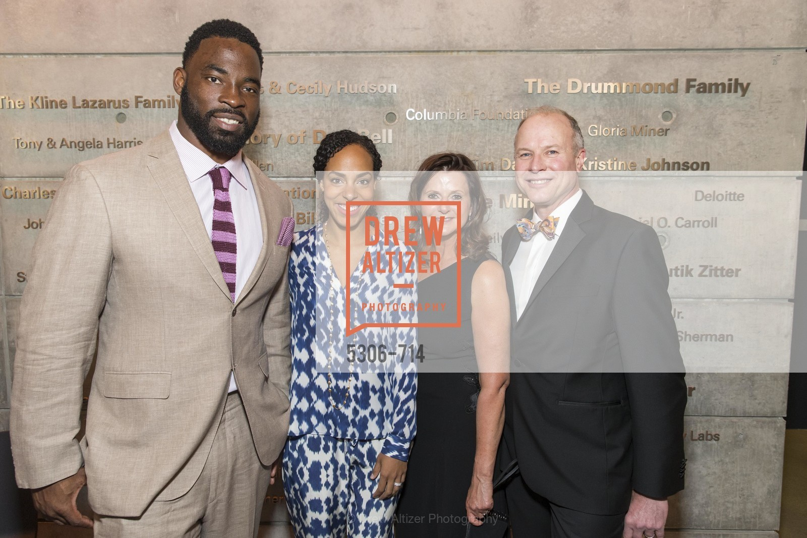 Justin Tuck, Lauran Tuck, Diane Mailey, Don Derheim, SFJAZZ Gala 2015 Honors Joni Mitchell with Lifetime Achievement Award, US, May 8th, 2015,Drew Altizer, Drew Altizer Photography, full-service agency, private events, San Francisco photographer, photographer california