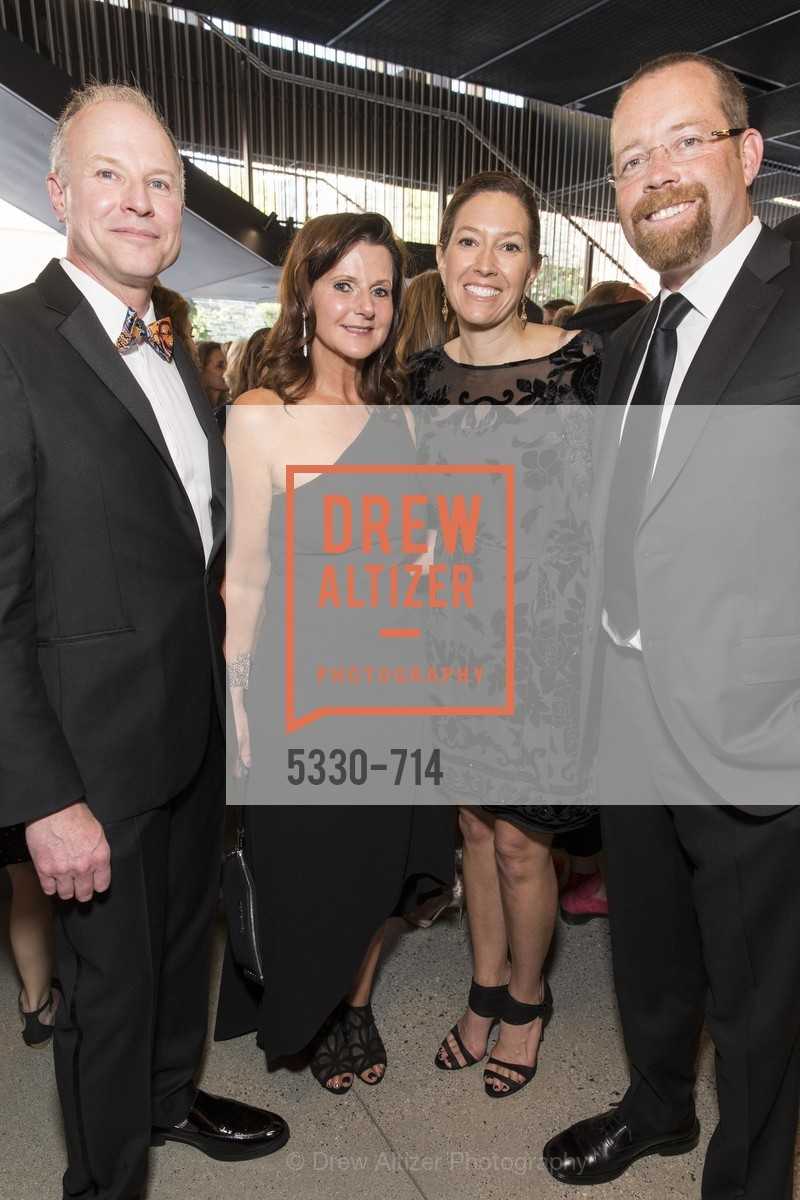 Don Derheim, Diane Mailey, Kristine Shine, Jeff Shine, SFJAZZ Gala 2015 Honors Joni Mitchell with Lifetime Achievement Award, US, May 9th, 2015,Drew Altizer, Drew Altizer Photography, full-service agency, private events, San Francisco photographer, photographer california