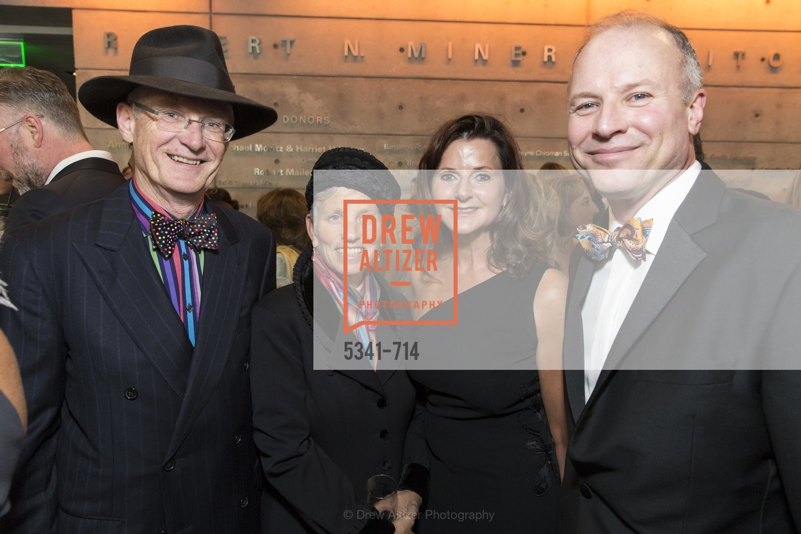 Terry Berkemeier, Lori Lerner, Diane Mailey, Don Derheim, SFJAZZ Gala 2015 Honors Joni Mitchell with Lifetime Achievement Award, US, May 9th, 2015,Drew Altizer, Drew Altizer Photography, full-service agency, private events, San Francisco photographer, photographer california