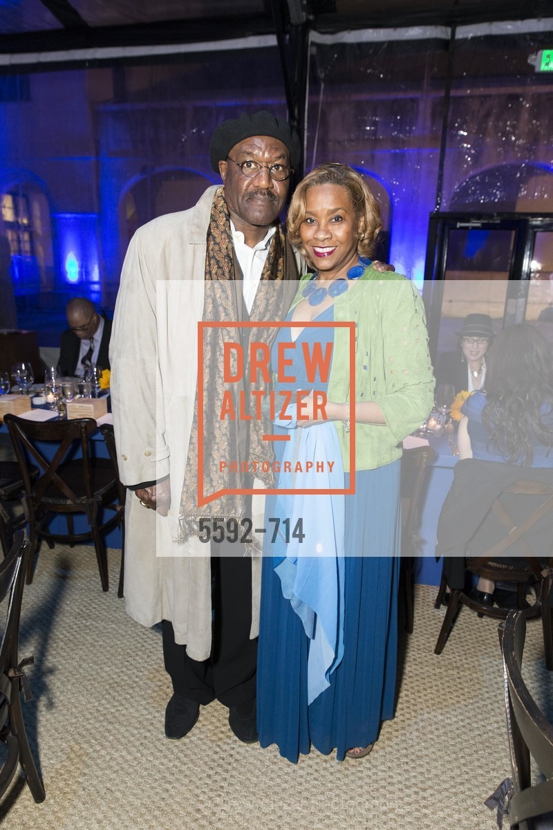 Delroy Lindo, Nashormeh Lindo, SFJAZZ Gala 2015 Honors Joni Mitchell with Lifetime Achievement Award, US, May 8th, 2015,Drew Altizer, Drew Altizer Photography, full-service agency, private events, San Francisco photographer, photographer california