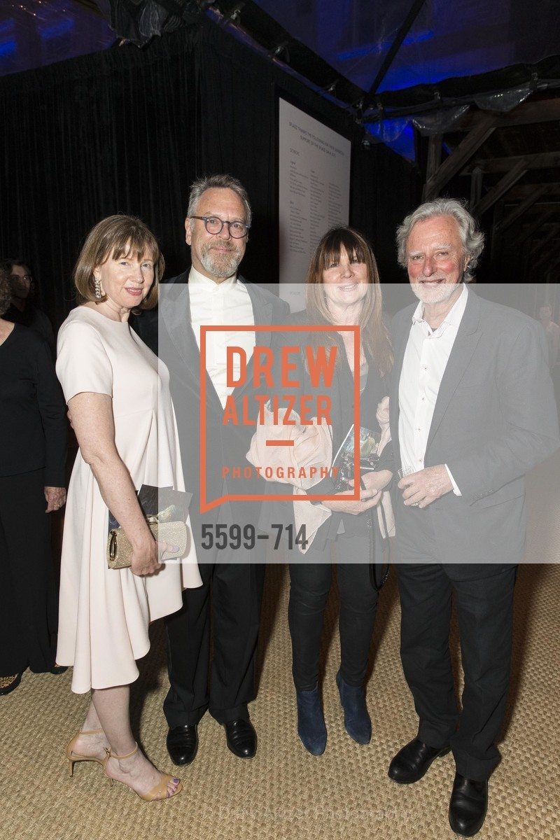 Leslie Berriman, Nion McEvoy, Kelly Sultan, Philip Kaufman, SFJAZZ Gala 2015 Honors Joni Mitchell with Lifetime Achievement Award, US, May 8th, 2015,Drew Altizer, Drew Altizer Photography, full-service agency, private events, San Francisco photographer, photographer california