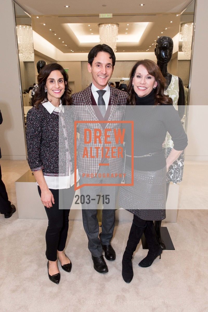 Jennifer Carrillo, James Krohn, Kate DeBernardi, The National Domestic Violence Hotline 20th Anniversary Gala Launch Party, St. John Boutique. 767 Market St, January 20th, 2016,Drew Altizer, Drew Altizer Photography, full-service event agency, private events, San Francisco photographer, photographer California