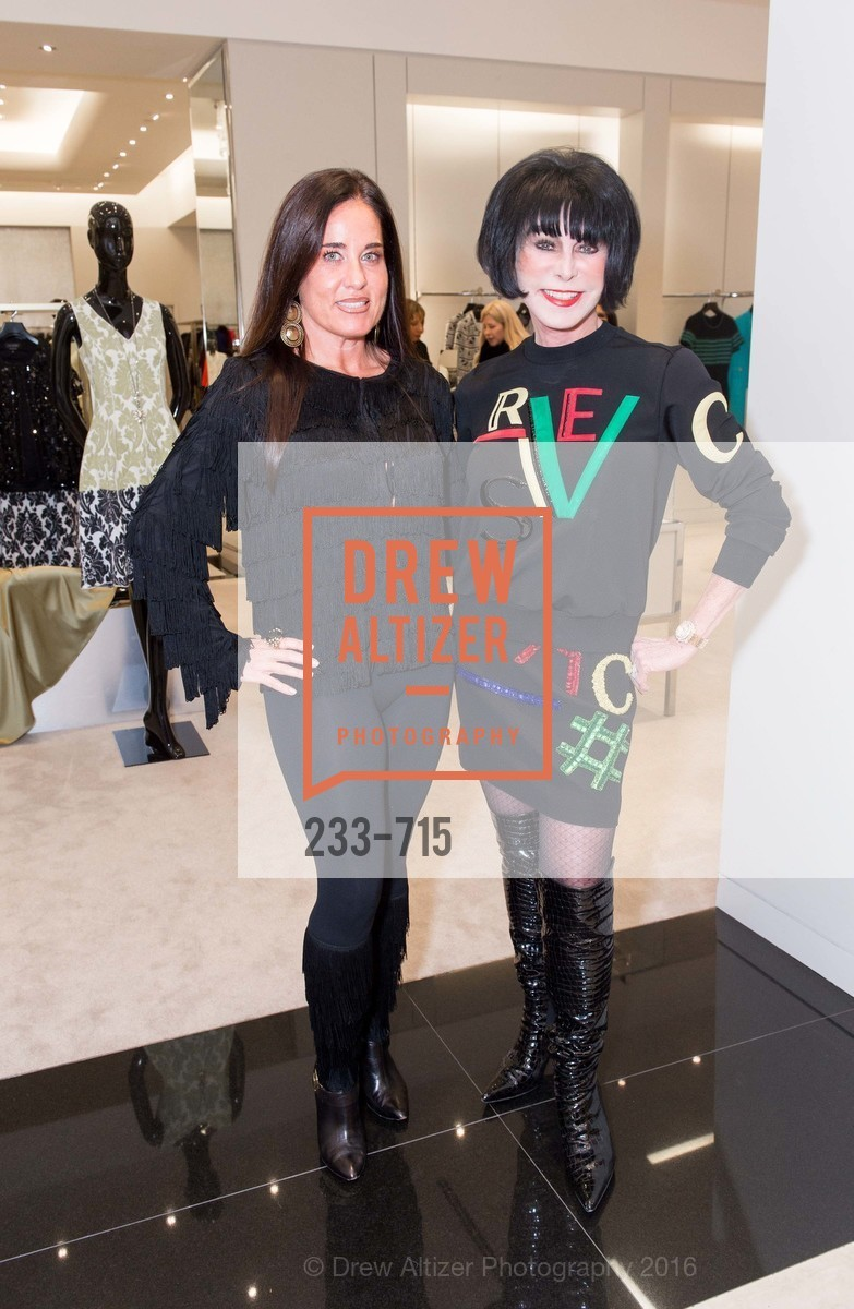 Natalia Urrutia, Marilyn Cabak, The National Domestic Violence Hotline 20th Anniversary Gala Launch Party, St. John Boutique. 767 Market St, January 20th, 2016,Drew Altizer, Drew Altizer Photography, full-service agency, private events, San Francisco photographer, photographer california