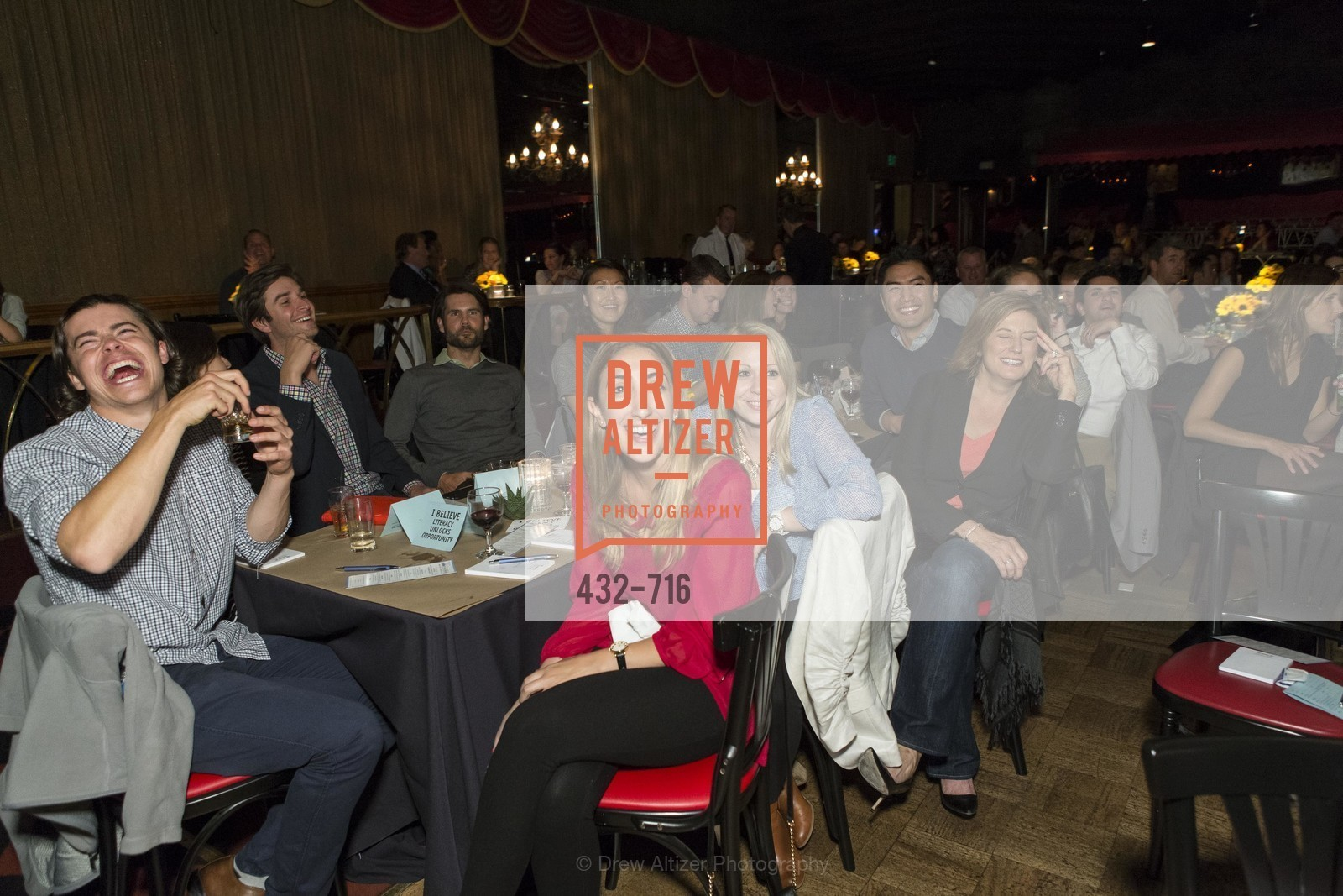 Atmosphere, READING PARTNERS BAY AREA Celebrity Spelling Bee, US, May 8th, 2015,Drew Altizer, Drew Altizer Photography, full-service agency, private events, San Francisco photographer, photographer california
