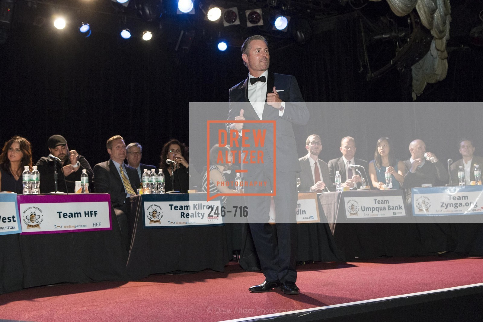 Doug Landis, READING PARTNERS BAY AREA Celebrity Spelling Bee, US, May 9th, 2015,Drew Altizer, Drew Altizer Photography, full-service event agency, private events, San Francisco photographer, photographer California