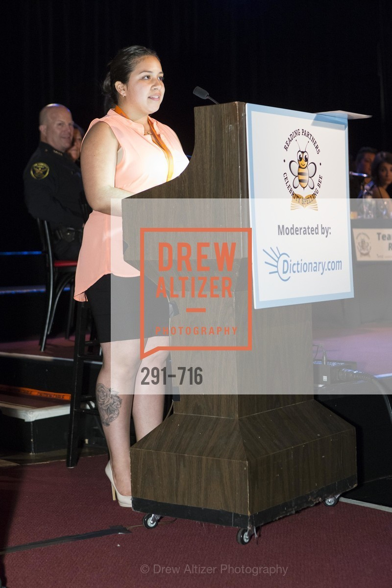 Lucia Maldonado, READING PARTNERS BAY AREA Celebrity Spelling Bee, US, May 9th, 2015,Drew Altizer, Drew Altizer Photography, full-service agency, private events, San Francisco photographer, photographer california