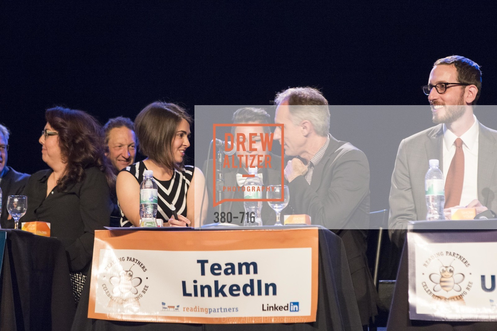 Emilia Shapiro, Shay Edmonds, Steve Sordello, Supervisor Scott Wiener, READING PARTNERS BAY AREA Celebrity Spelling Bee, US, May 9th, 2015,Drew Altizer, Drew Altizer Photography, full-service event agency, private events, San Francisco photographer, photographer California
