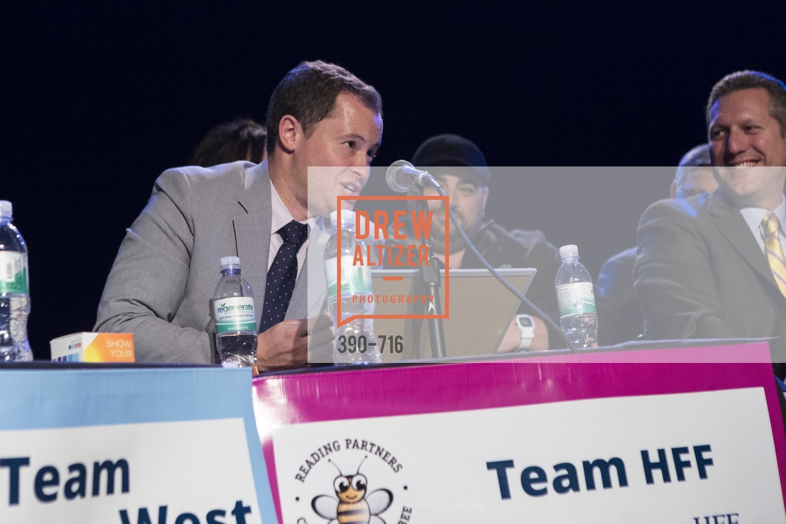Brandon Rogoff, READING PARTNERS BAY AREA Celebrity Spelling Bee, US, May 9th, 2015,Drew Altizer, Drew Altizer Photography, full-service event agency, private events, San Francisco photographer, photographer California