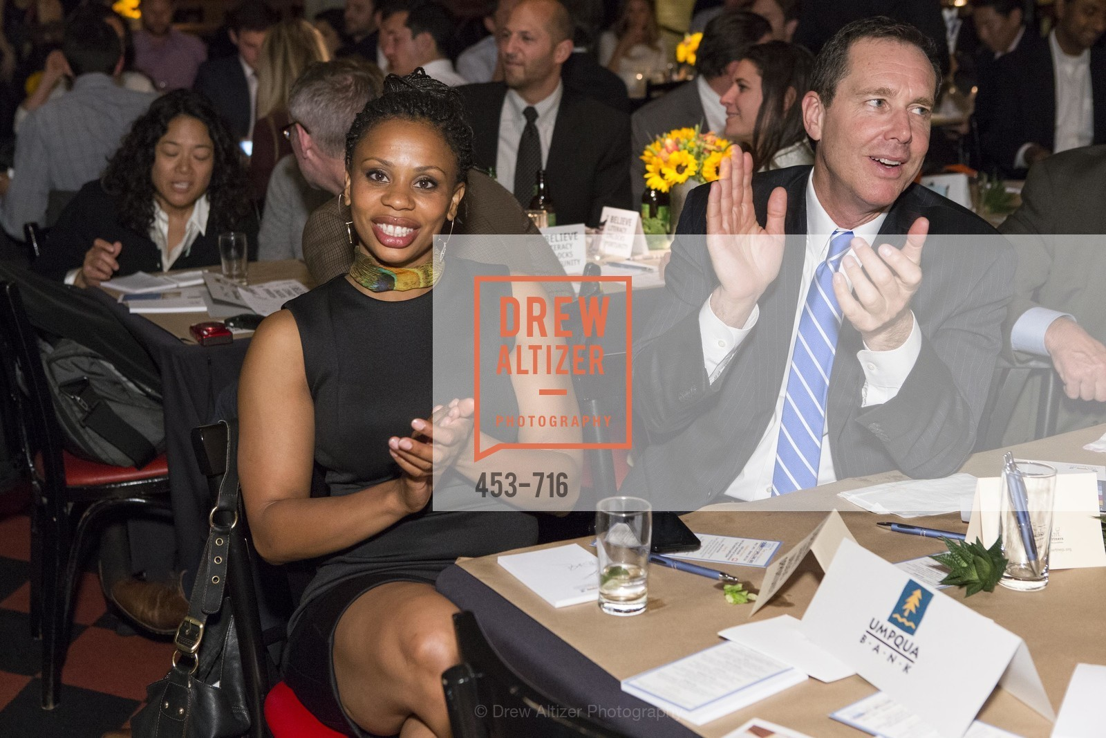 Darija Walker, Marc Lipsett, READING PARTNERS BAY AREA Celebrity Spelling Bee, US, May 9th, 2015,Drew Altizer, Drew Altizer Photography, full-service agency, private events, San Francisco photographer, photographer california