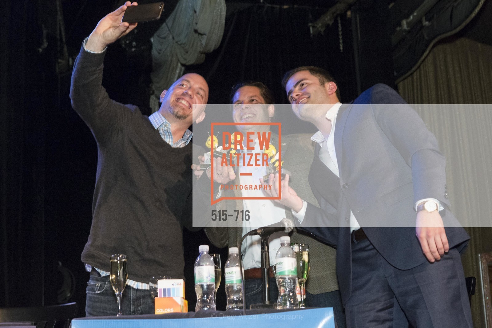 Jonathan Knight, Michael Lombardo, Zach Cusimano, READING PARTNERS BAY AREA Celebrity Spelling Bee, US, May 9th, 2015,Drew Altizer, Drew Altizer Photography, full-service agency, private events, San Francisco photographer, photographer california