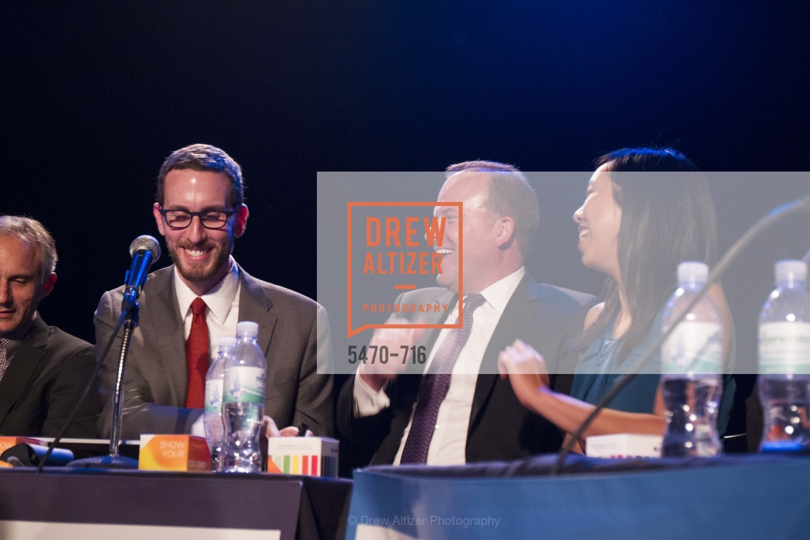 Supervisor Scott Wiener, Greg Seibley, Amy Dinh, READING PARTNERS BAY AREA Celebrity Spelling Bee, US, May 8th, 2015,Drew Altizer, Drew Altizer Photography, full-service agency, private events, San Francisco photographer, photographer california