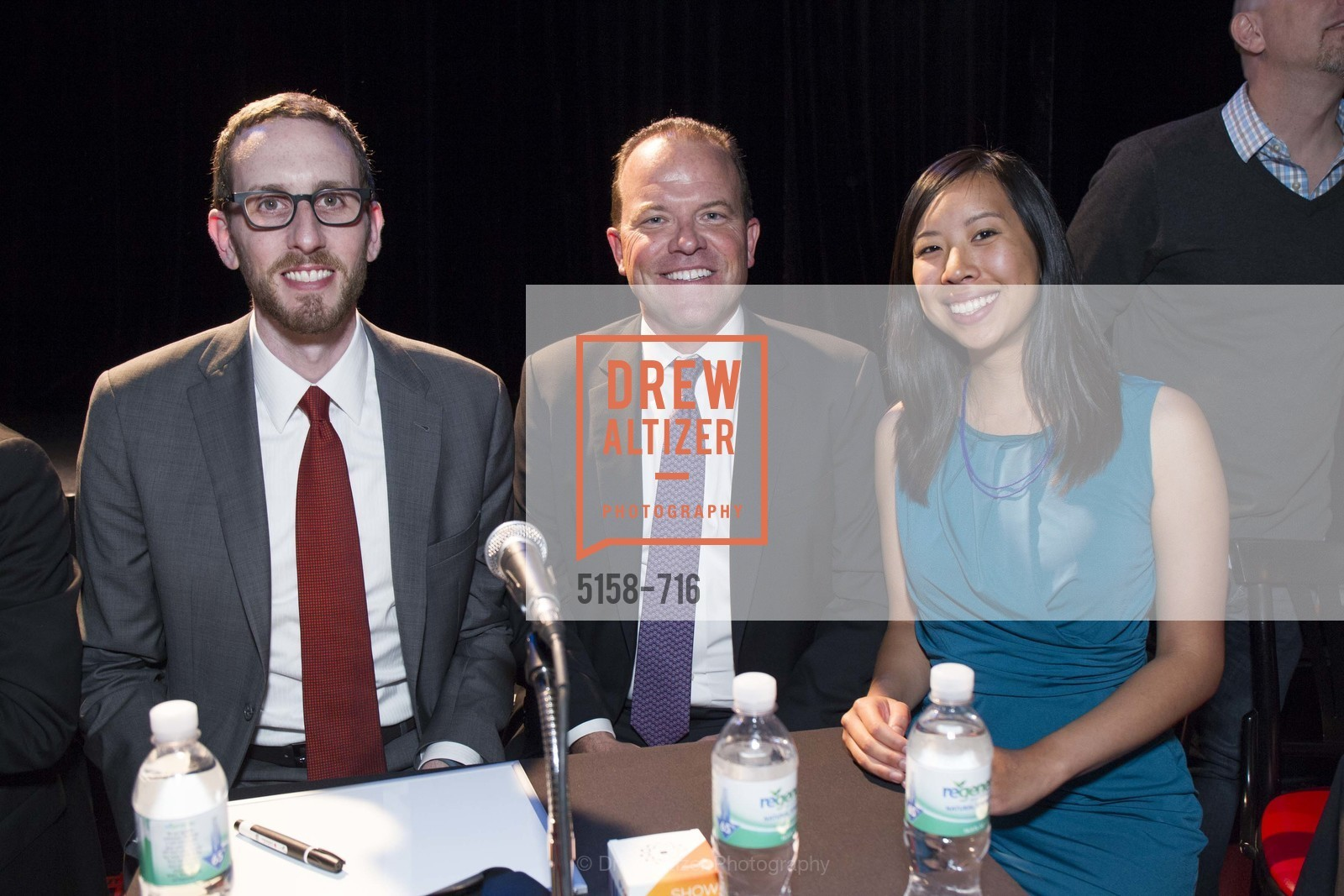 Supervisor Scott Wiener, Greg Seibley, Amy Dinh, READING PARTNERS BAY AREA Celebrity Spelling Bee, US, May 9th, 2015,Drew Altizer, Drew Altizer Photography, full-service event agency, private events, San Francisco photographer, photographer California