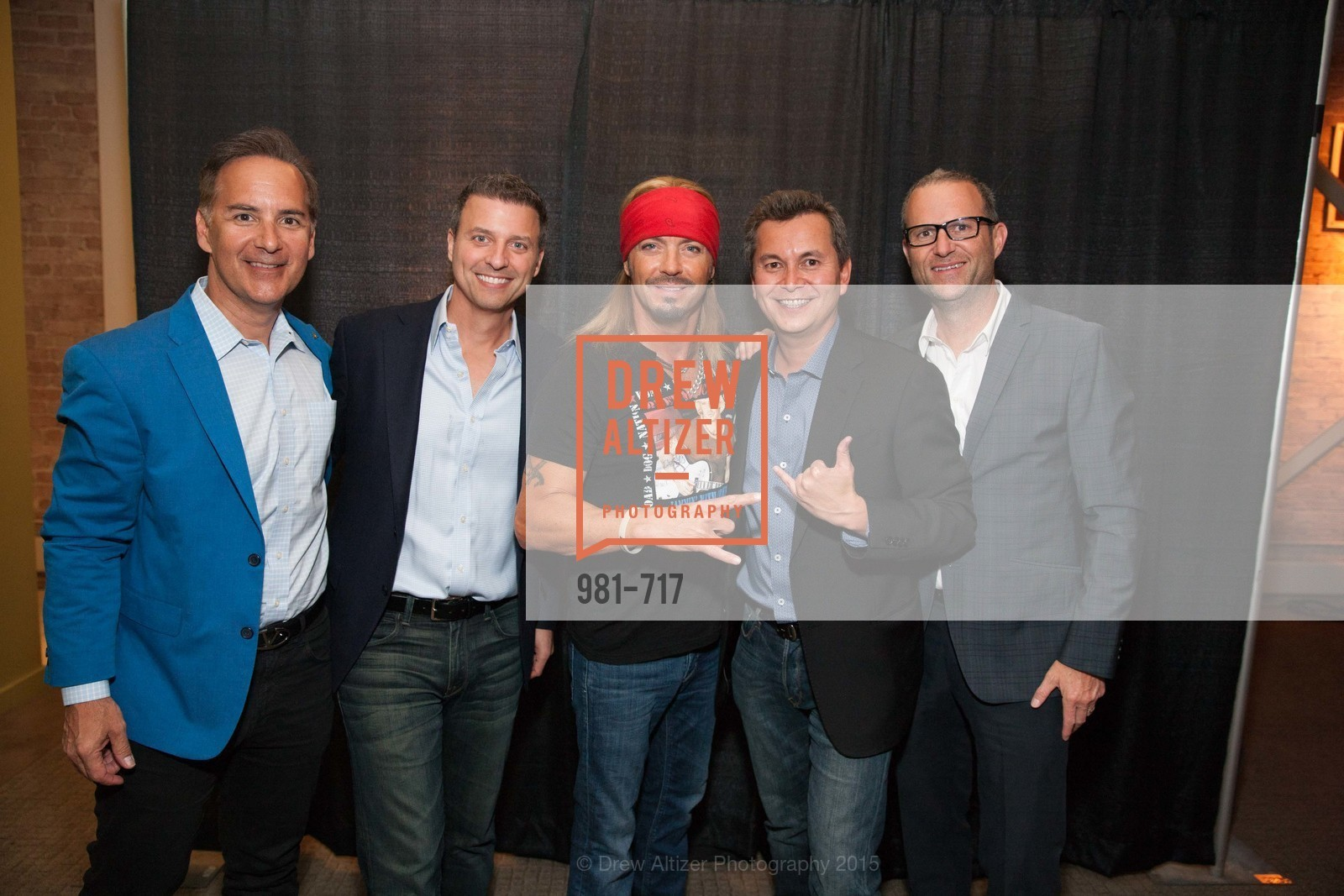 Duncan Toppliss, Brad Oberwager, Bret Michaels, Michael Uytengsu, David Lake, YPO Wine Festival, US, May 12th, 2015,Drew Altizer, Drew Altizer Photography, full-service agency, private events, San Francisco photographer, photographer california