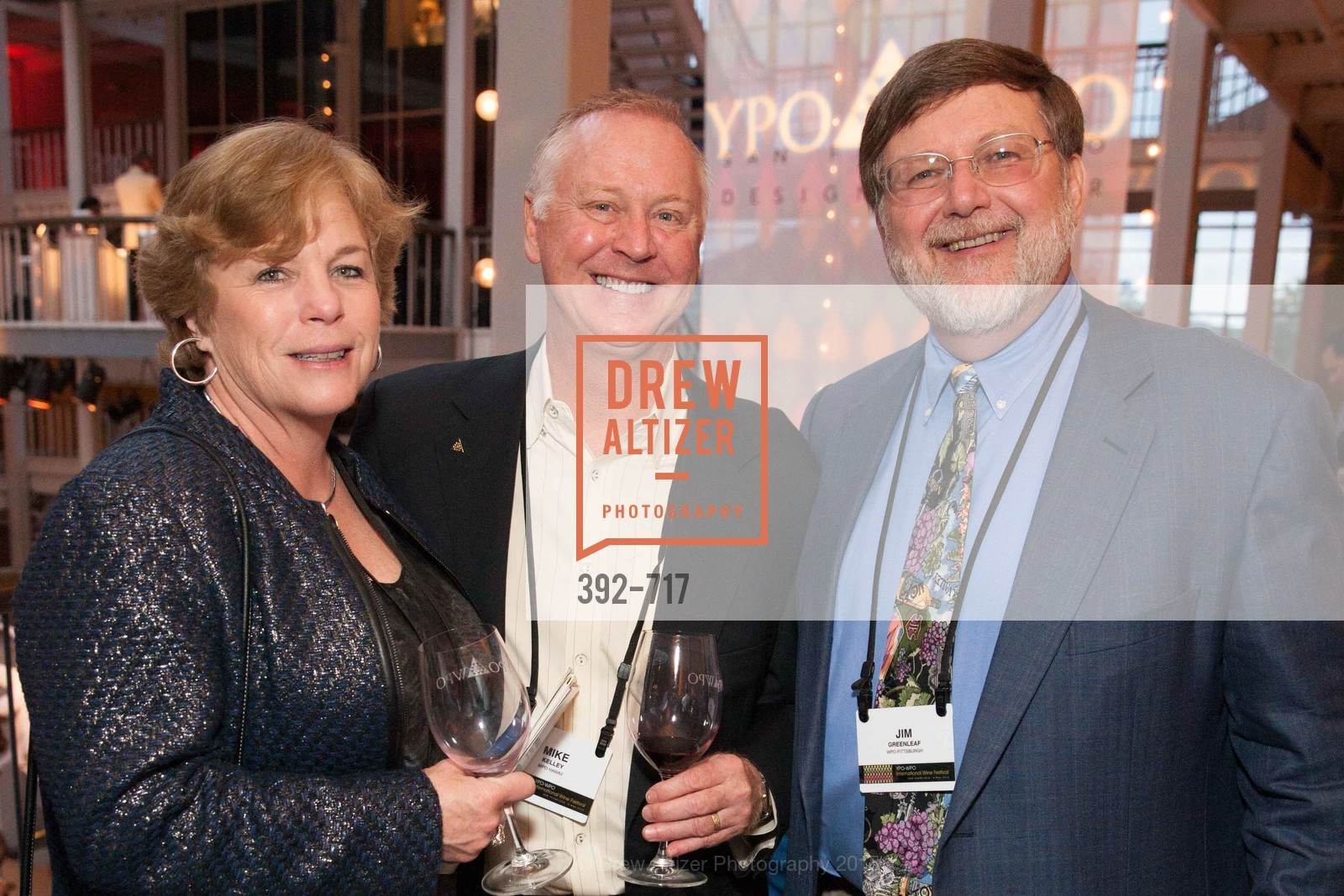Nancy Greenleaf, Mike Kelly Jim Greenleaf, YPO Wine Festival, US, May 11th, 2015,Drew Altizer, Drew Altizer Photography, full-service agency, private events, San Francisco photographer, photographer california
