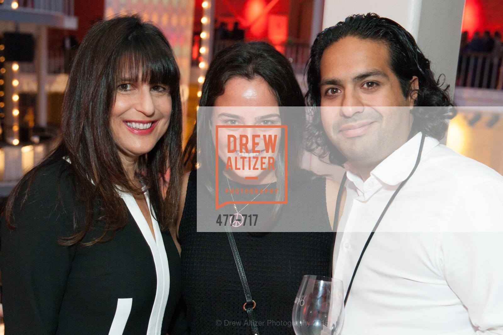 Laura Cohn, Marissa Siegal, Moez Kassam, YPO Wine Festival, US, May 12th, 2015,Drew Altizer, Drew Altizer Photography, full-service agency, private events, San Francisco photographer, photographer california