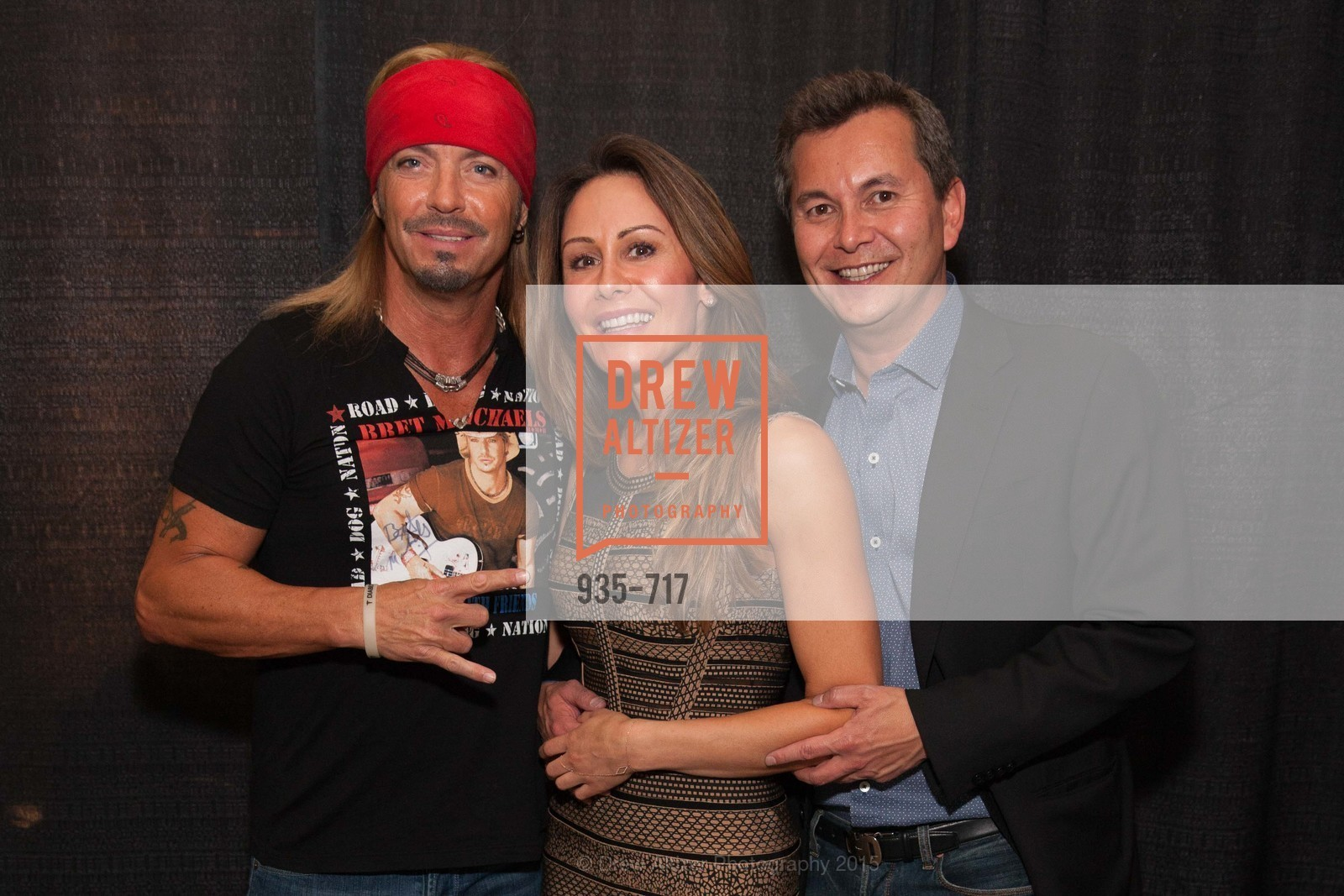 Bret Michaels, Christine Kitsos, Michael Uytengsu, YPO Wine Festival, US, May 11th, 2015,Drew Altizer, Drew Altizer Photography, full-service agency, private events, San Francisco photographer, photographer california